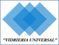 Segundo logo Vidriería Universal